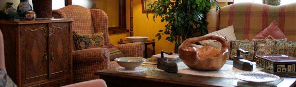 Salon casa Vieja del Sastre