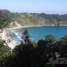 Strand von La Concha de Artedo